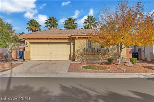 Photo of 3770 KILGORES ROCKS Avenue, North Las Vegas, NV 89085 (MLS # 2158984)