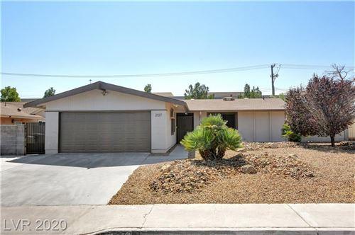 Photo of 2137 Glen Heather Way, Las Vegas, NV 89102 (MLS # 2233984)