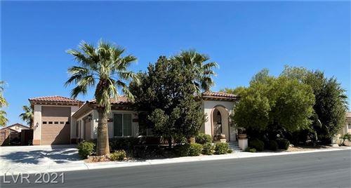 Photo of 4620 Estate Ranch Street, North Las Vegas, NV 89031 (MLS # 2332984)