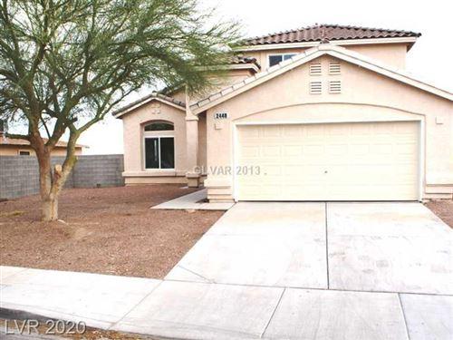 Photo of 2448 Englestad Street, North Las Vegas, NV 89030 (MLS # 2250985)