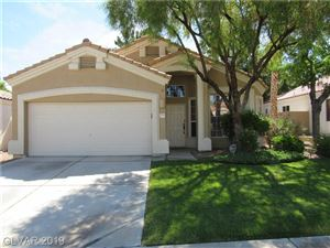 Photo of 1994 SONGBIRD Court, Henderson, NV 89012 (MLS # 2105986)