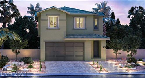 Photo of 689 Rogue Waver Avenue, Las Vegas, NV 89138 (MLS # 2320986)