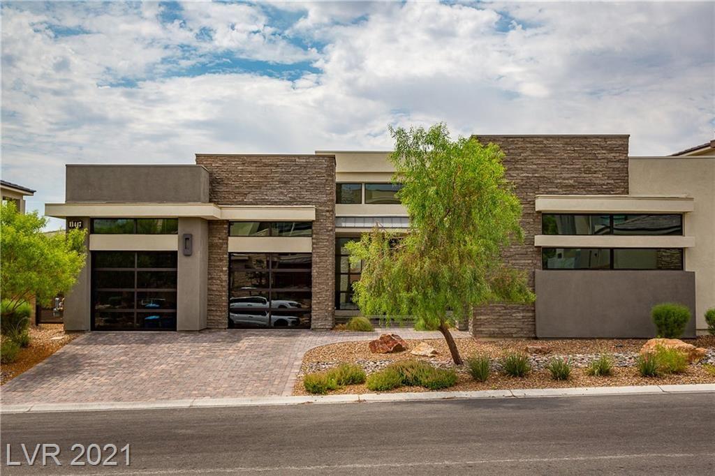 Photo of 11447 OPAL SPRINGS Way, Las Vegas, NV 89135 (MLS # 2312986)