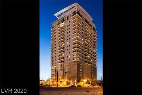 Photo of 200 Hoover Avenue #1109, Las Vegas, NV 89101 (MLS # 2206987)