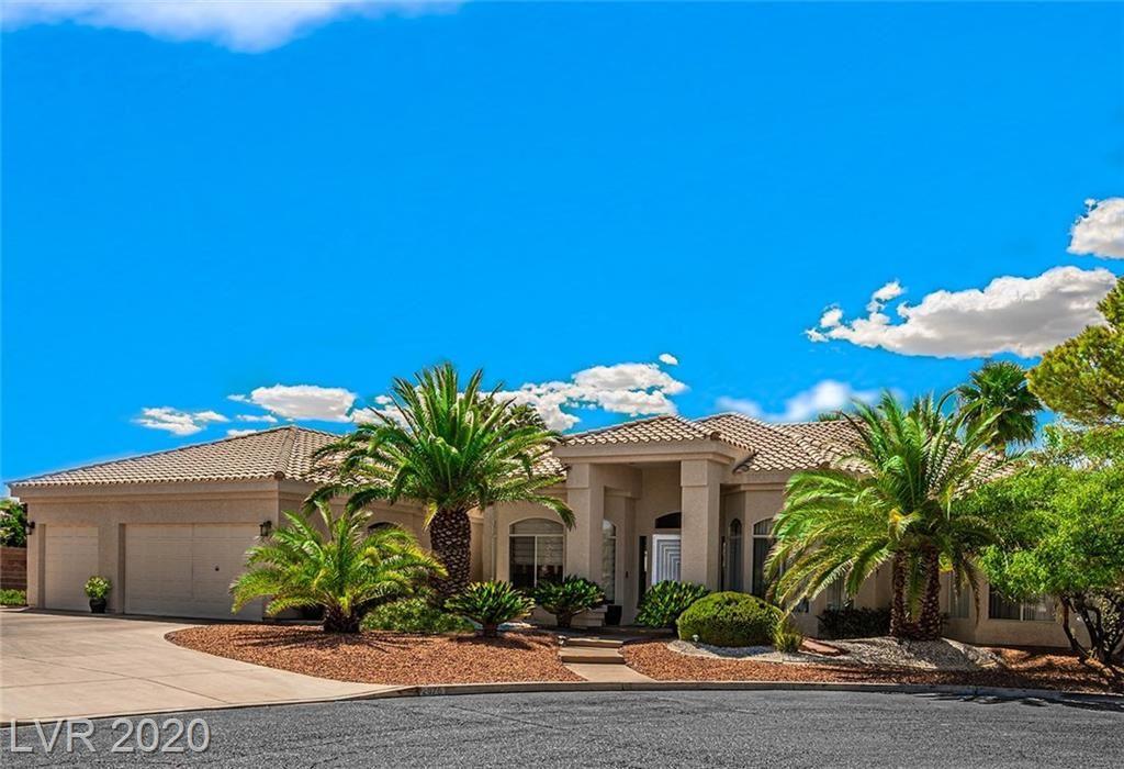 Photo of 2875 Mountain Mist Court, Las Vegas, NV 89117 (MLS # 2223988)
