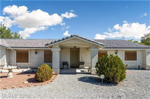 Photo of 1591 South RED ROCK Drive, Pahrump, NV 89048 (MLS # 2144990)
