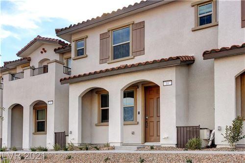 Photo of 16 Lomita Heights Drive, Las Vegas, NV 89138 (MLS # 2264990)