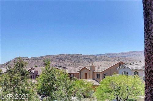 Photo of 604 Wandering Violets Way, Las Vegas, NV 89138 (MLS # 2233991)