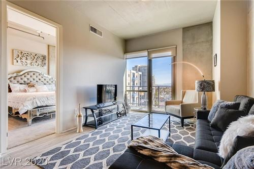 Photo of 353 East Bonneville Avenue #628, Las Vegas, NV 89101 (MLS # 2243991)