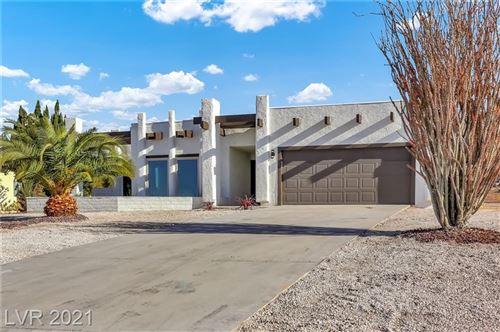 Photo of 1128 Sidehill Way, Las Vegas, NV 89110 (MLS # 2258991)