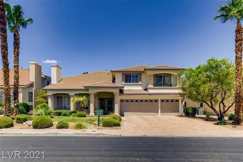 Photo of 3912 Royal Scots Avenue, Las Vegas, NV 89141 (MLS # 2312991)