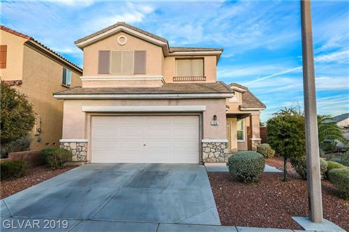 Photo of 724 JACOBS LADDER Place, Las Vegas, NV 89138 (MLS # 2156992)