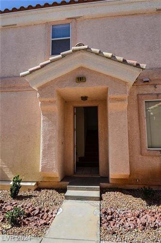 Photo of 6242 ORDAZ Avenue #101, Las Vegas, NV 89011 (MLS # 2292992)