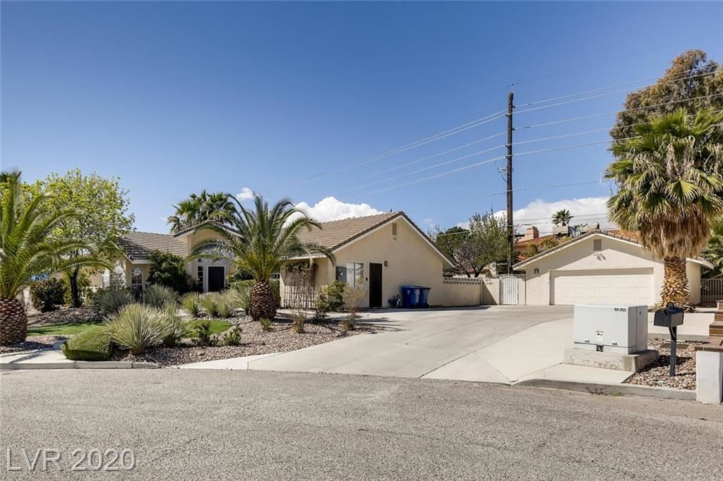 Photo of 5700 Edna Avenue, Las Vegas, NV 89146 (MLS # 2186992)