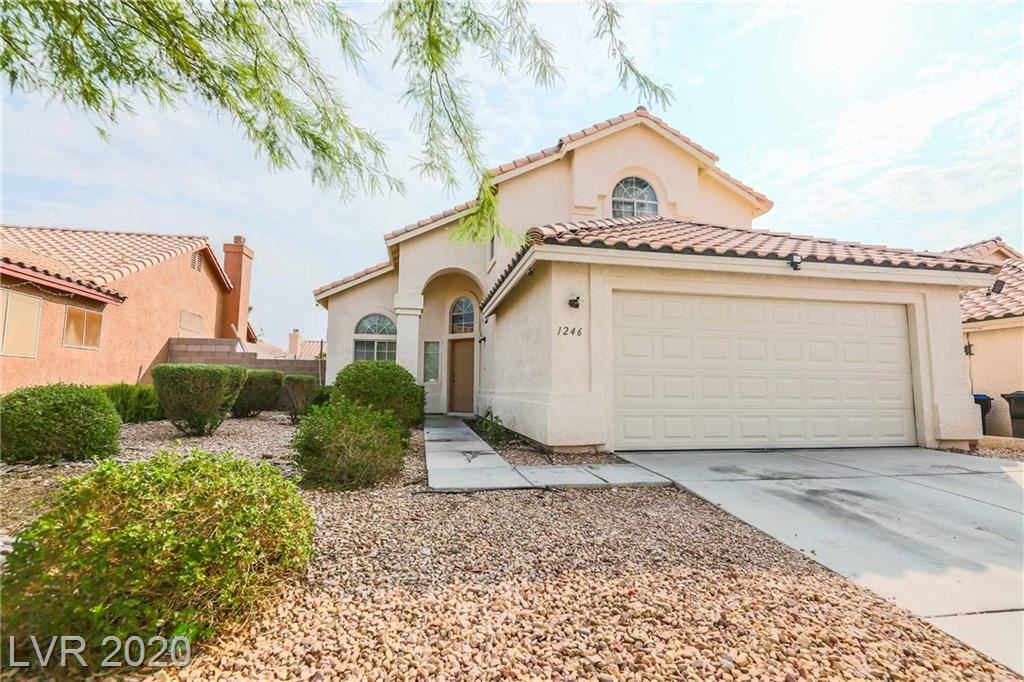 Photo of 1246 Pagentry Drive, North Las Vegas, NV 89031 (MLS # 2230992)