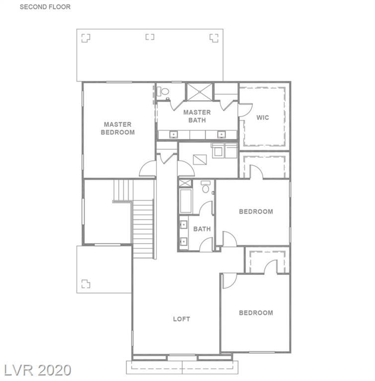 Photo of 332 Crimson Edge Street #32, Henderson, NV 89012 (MLS # 2242994)