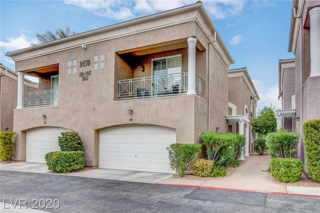 Photo of 1450 San Juan Hills Drive #101, Las Vegas, NV 89134 (MLS # 2224996)