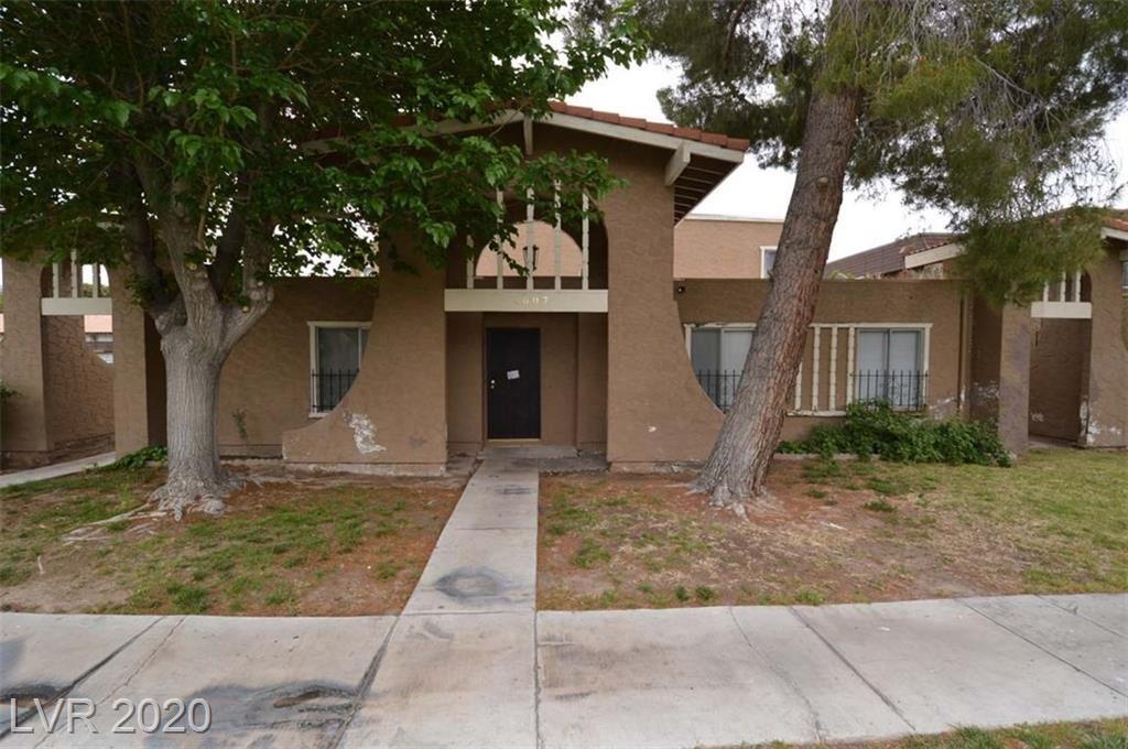 Photo of 4607 Monterey Circle #1, Las Vegas, NV 89169 (MLS # 2231996)