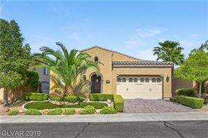Photo of 1074 VIA SAINT LUCIA Place, Henderson, NV 89011 (MLS # 2093997)