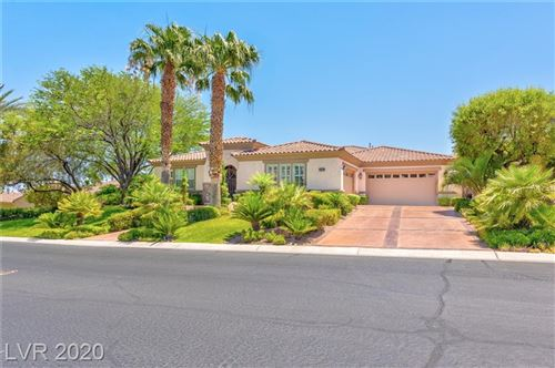 Photo of 11415 Morning Grove Drive, Las Vegas, NV 89135 (MLS # 2211997)