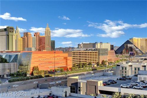 Photo of 4525 Dean Martin Drive #1100, Las Vegas, NV 89103 (MLS # 2305997)
