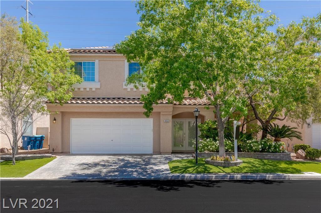 Photo of 456 Crocus Hill Street, Las Vegas, NV 89138 (MLS # 2292997)