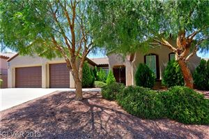 Photo of 2085 TWIN FALLS Drive, Henderson, NV 89044 (MLS # 2115998)