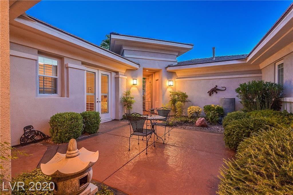 Photo of 11648 GLOWING SUNSET Lane, Las Vegas, NV 89135 (MLS # 2208998)