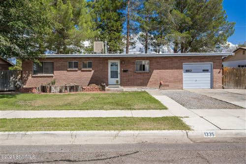 Photo of 1335 Roberts Drive, Las Cruces, NM 88005 (MLS # 2103051)