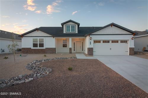 Photo of 2969 Marvin Gardens Avenue, Las Cruces, NM 88012 (MLS # 2102059)