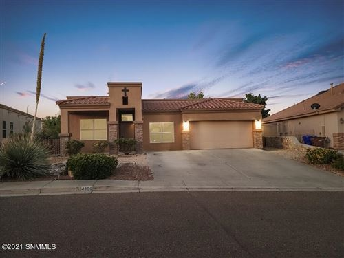 Photo of 4306 Soda Spring Drive, Las Cruces, NM 88011 (MLS # 2103099)