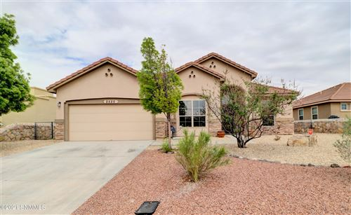 Photo of 2520 Velarde Place, Las Cruces, NM 88011 (MLS # 2101220)