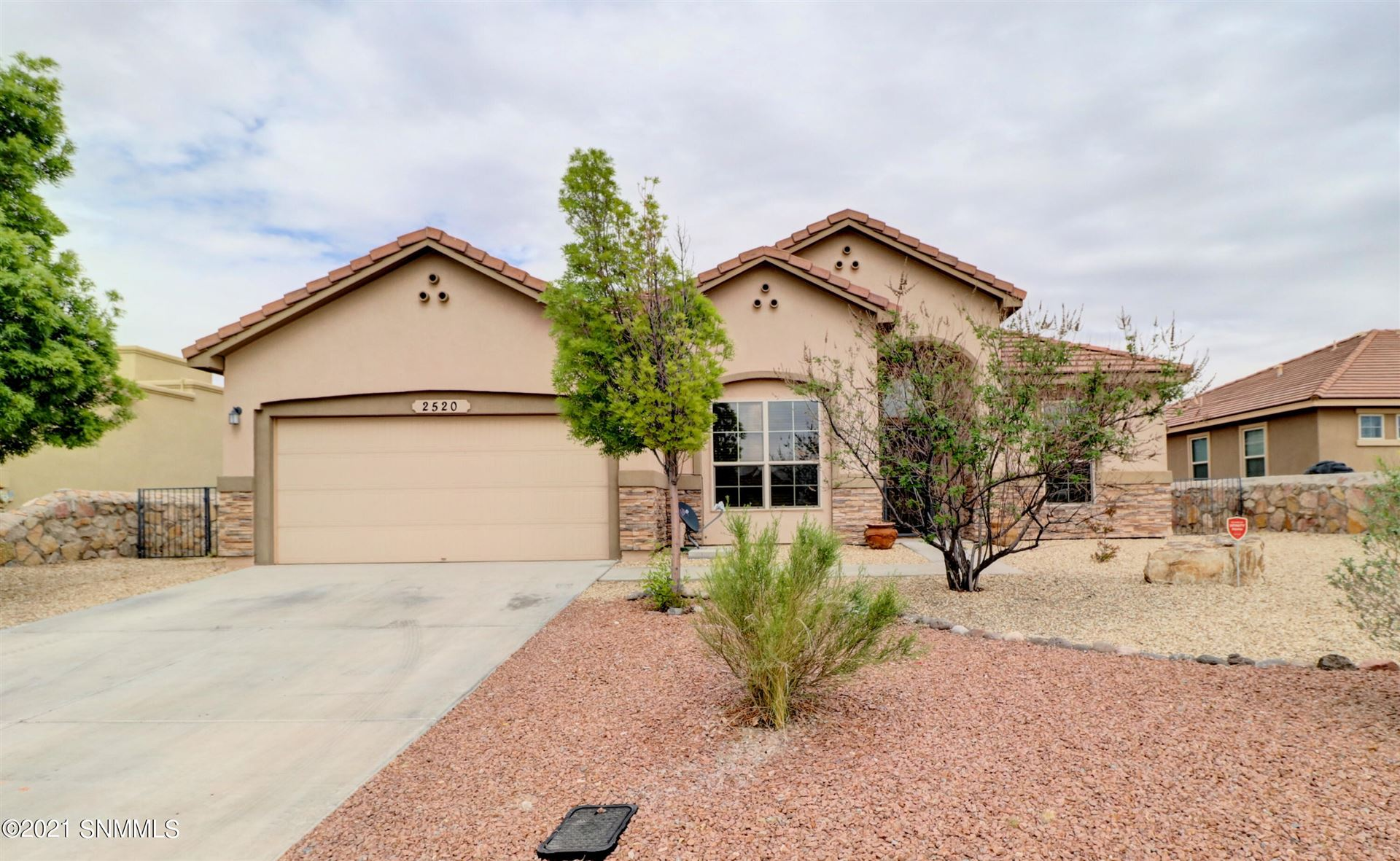 2520 Velarde Place, Las Cruces, NM 88011 - #: 2101220