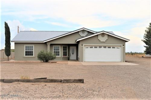 Photo of 3670 SW Dulce Road, Deming, NM 88030 (MLS # 2102229)