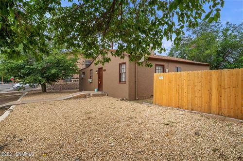 Photo of 2235 College Street, Las Cruces, NM 88001 (MLS # 2103266)