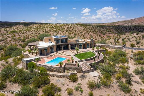 Photo of 6835 Bright View Road, Las Cruces, NM 88007 (MLS # 2102524)