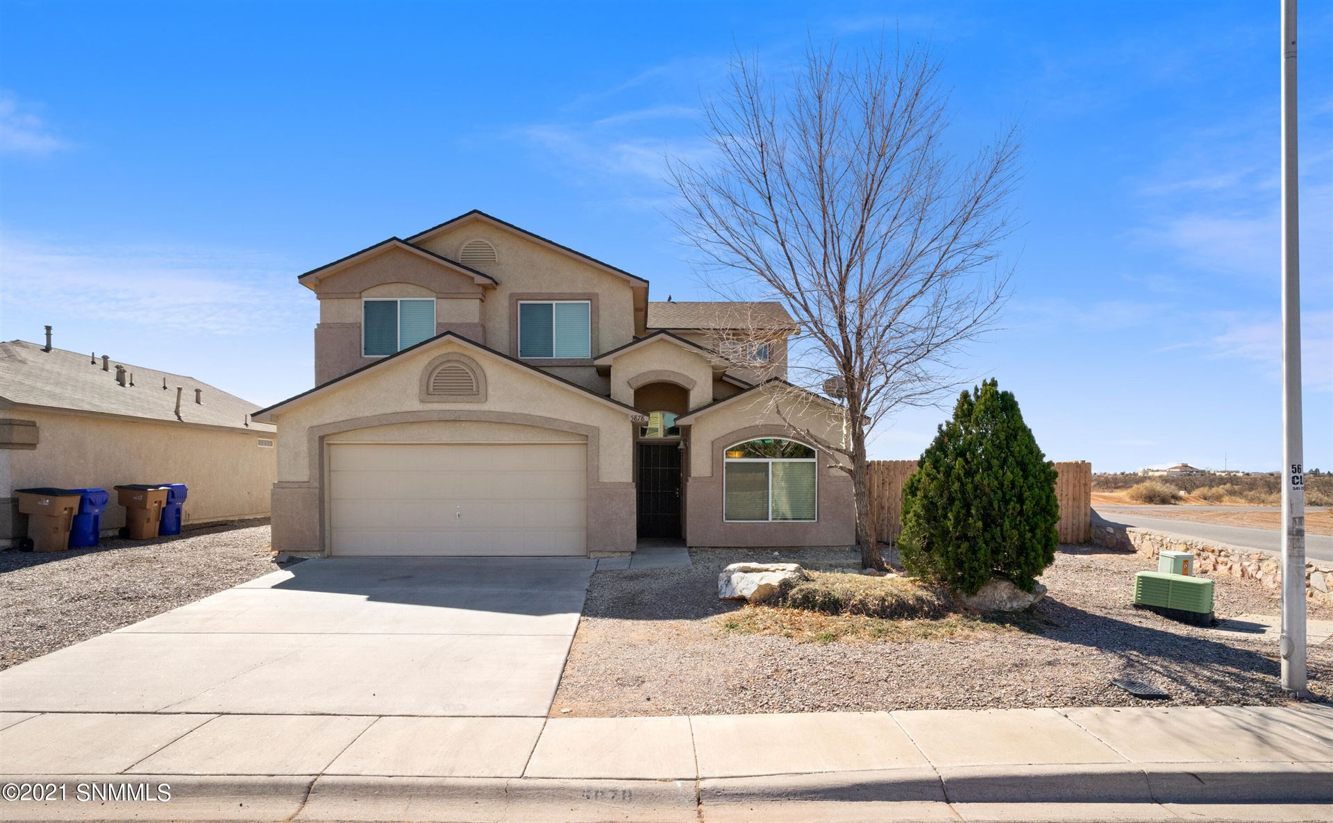 5878 Moon View Drive, Las Cruces, NM 88012 - #: 2100603