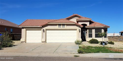 Photo of 2499 Silver Sage Drive, Las Cruces, NM 88011 (MLS # 2102653)