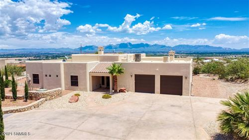 Photo of 6011 Dry Canyon Drive, Las Cruces, NM 88007 (MLS # 2102701)