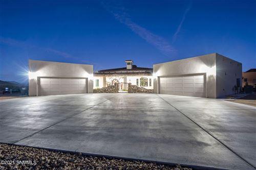 Photo of 8096 Constitution Road, Las Cruces, NM 88007 (MLS # 2101826)