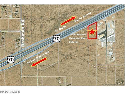 Photo of 10700 Bataan Memorial East, Las Cruces, NM 88011 (MLS # 2101832)