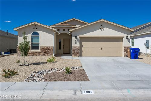 Photo of 2961 Marvin Gardens, Las Cruces, NM 88012 (MLS # 2102909)