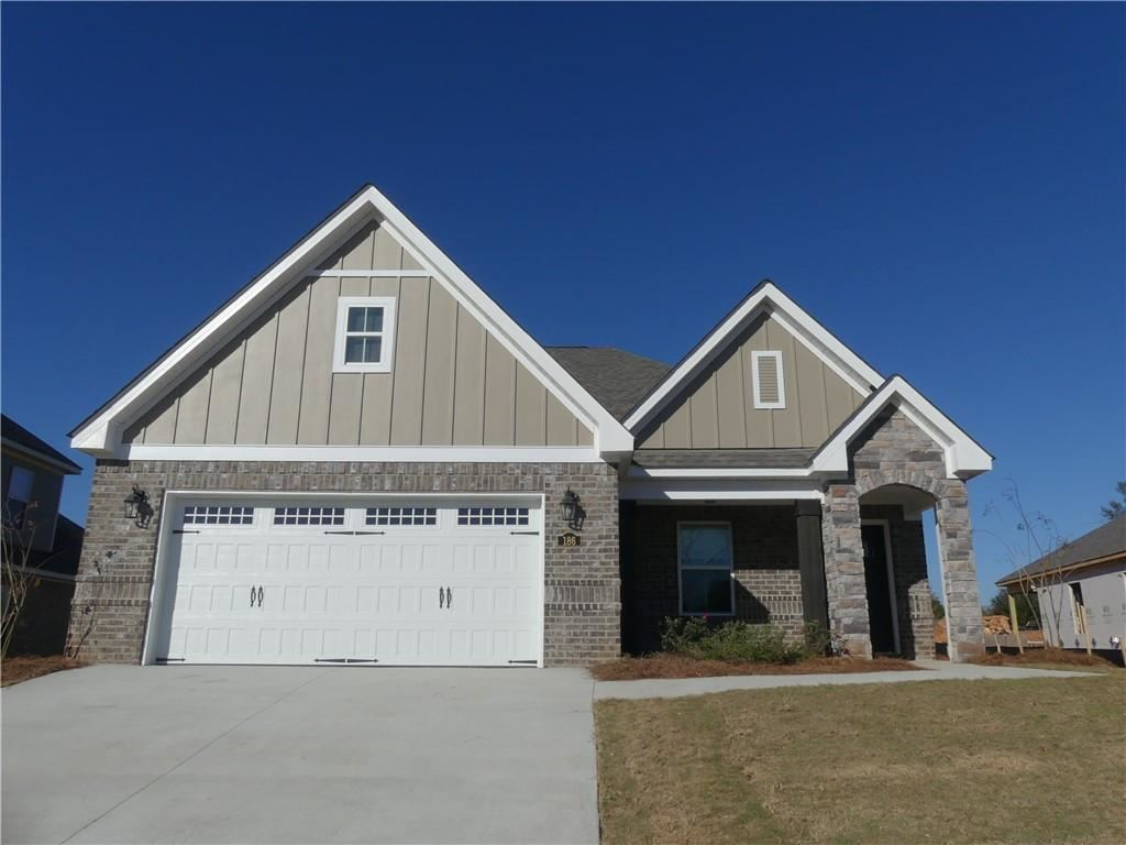 186 BLASTED ROCK Road, Auburn, AL 36830 - #: 146070