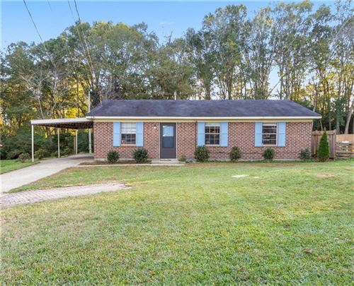 Photo of 127 JETER Avenue, OPELIKA, AL 36801 (MLS # 148481)