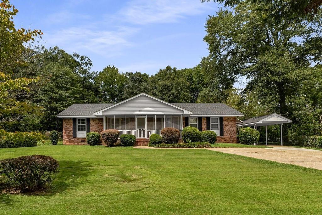551 E UNIVERSITY Drive, Auburn, AL 36830 - #: 147504
