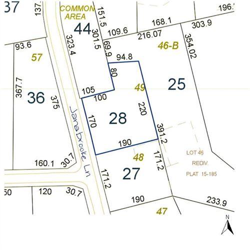 Tiny photo for 2041 JANABROOKE Lane, AUBURN, AL 36830 (MLS # 151580)