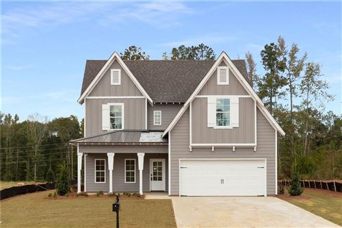 Photo of 2027 HIDDEN LAKES Drive, OPELIKA, AL 36801 (MLS # 143684)
