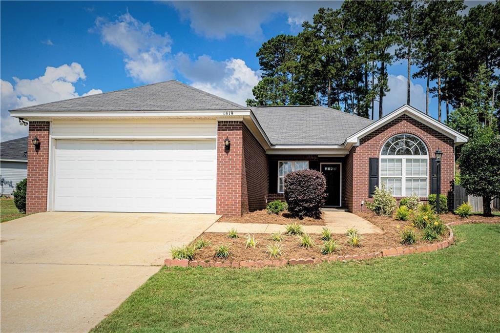 1419 BEDROCK Drive, Auburn, AL 36830 - #: 145712