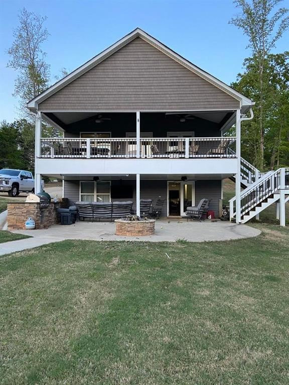 Photo for 462 DEAD TIMBERS Road, DADEVILLE, AL 36853 (MLS # 152764)