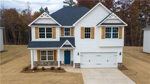 Photo of lot 93 CREEKSTONE DRIVE #93, OPELIKA, AL 36801 (MLS # 140790)